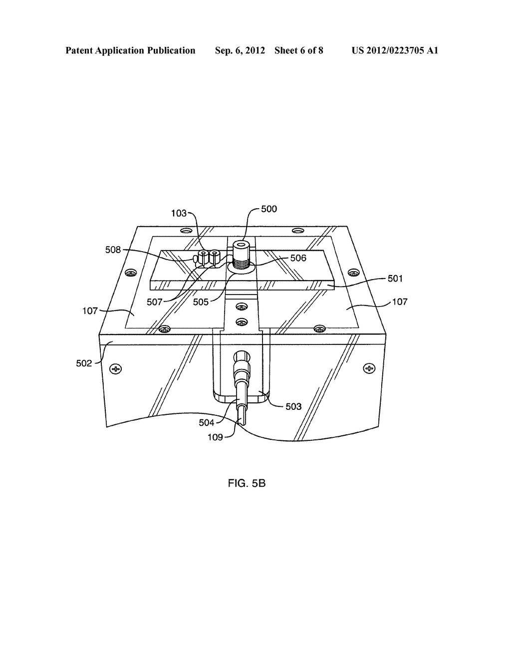 MAGNETIC RESONANCE SYSTEM WITH IMPLANTABLE COMPONENTS AND METHODS OF USE     THEREOF - diagram, schematic, and image 07