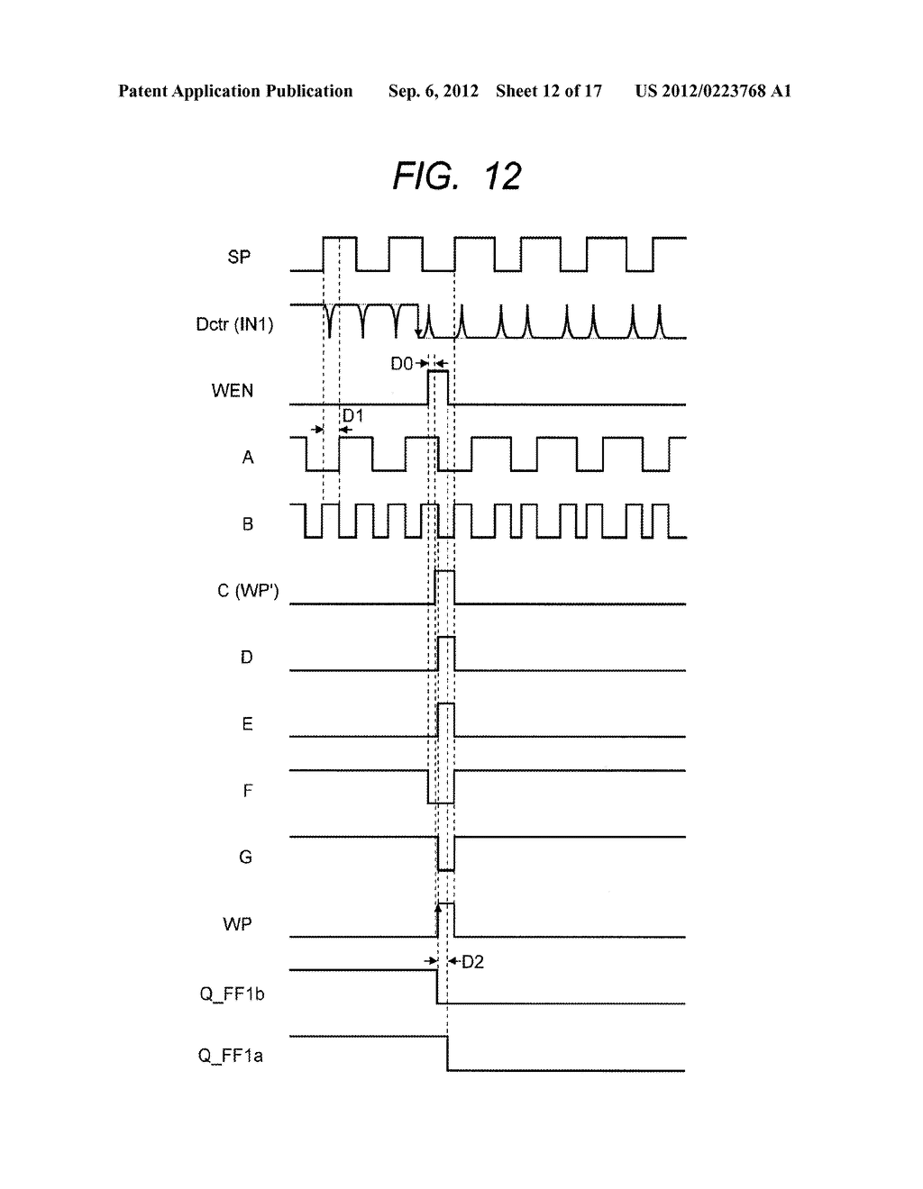 SEMICONDUCTOR DEVICE AND METHOD FOR FETCHING DATA - diagram, schematic, and image 13