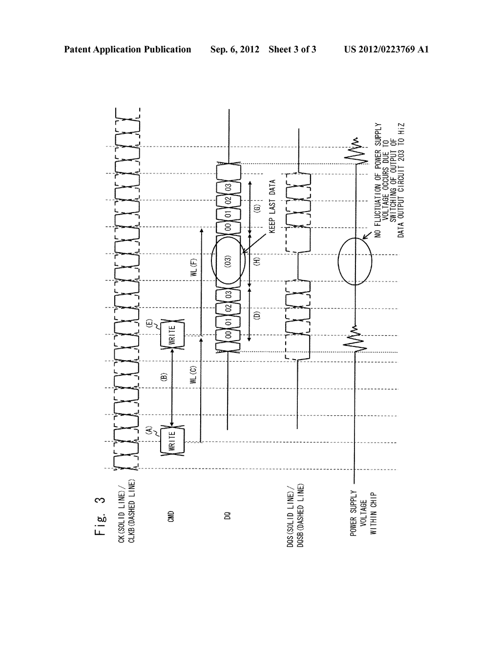 SEMICONDUCTOR INTEGRATED CIRCUIT WITH DATA TRANSMITTING AND RECEIVING     CIRCUITS - diagram, schematic, and image 04