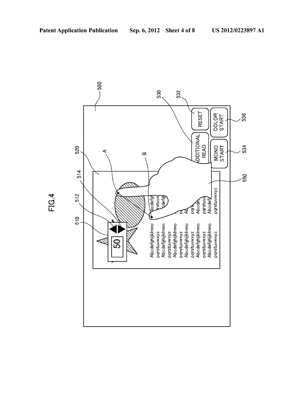 OPERATION INSTRUCTING DEVICE, IMAGE FORMING APPARATUS INCLUDING THE SAME     AND OPERATION INSTRUCTING METHOD - diagram, schematic, and image 05