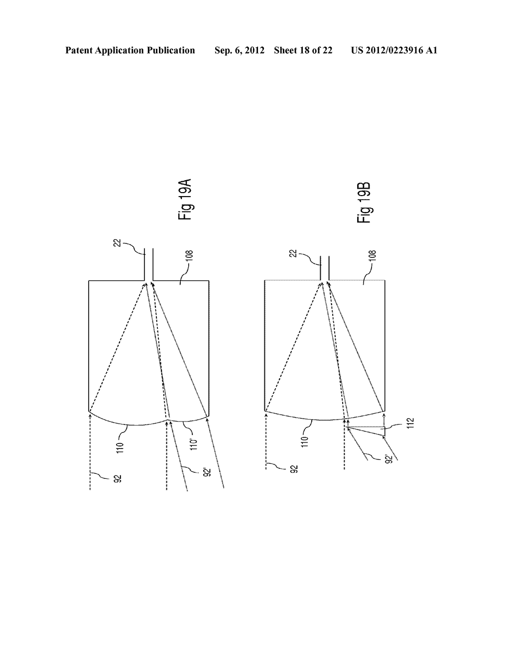 APPARATUS AND METHOD FOR RECEIVING A TOUCH INPUT - diagram, schematic, and image 19