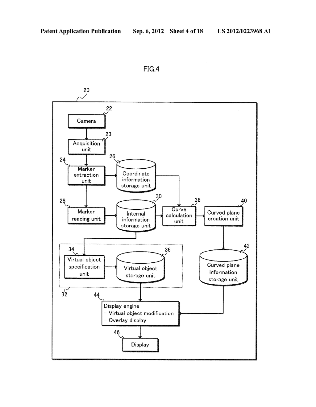 DISPLAY PROCESSING DEVICE, DISPLAY METHOD, AND PROGRAM - diagram, schematic, and image 05