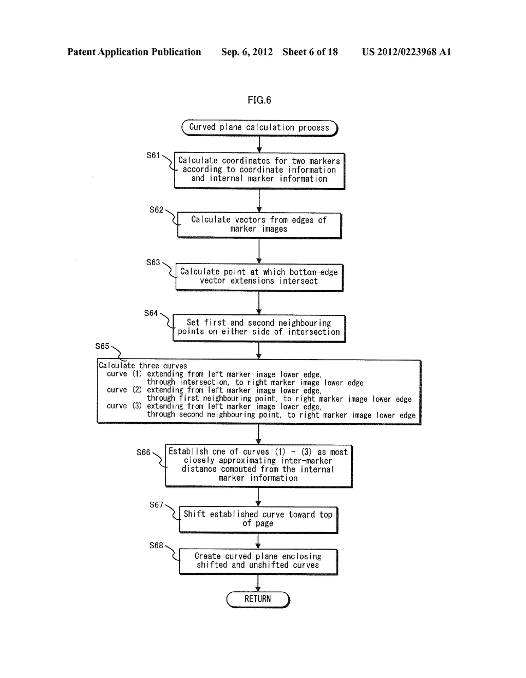 DISPLAY PROCESSING DEVICE, DISPLAY METHOD, AND PROGRAM - diagram, schematic, and image 07