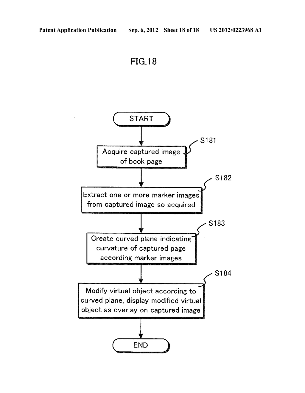 DISPLAY PROCESSING DEVICE, DISPLAY METHOD, AND PROGRAM - diagram, schematic, and image 19