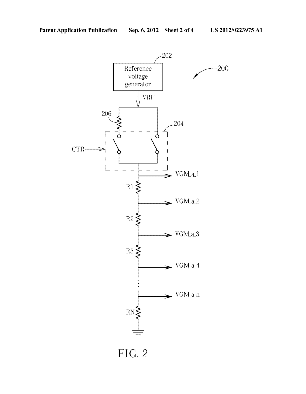Method and Apparatus for Driving a Display Device - diagram, schematic, and image 03