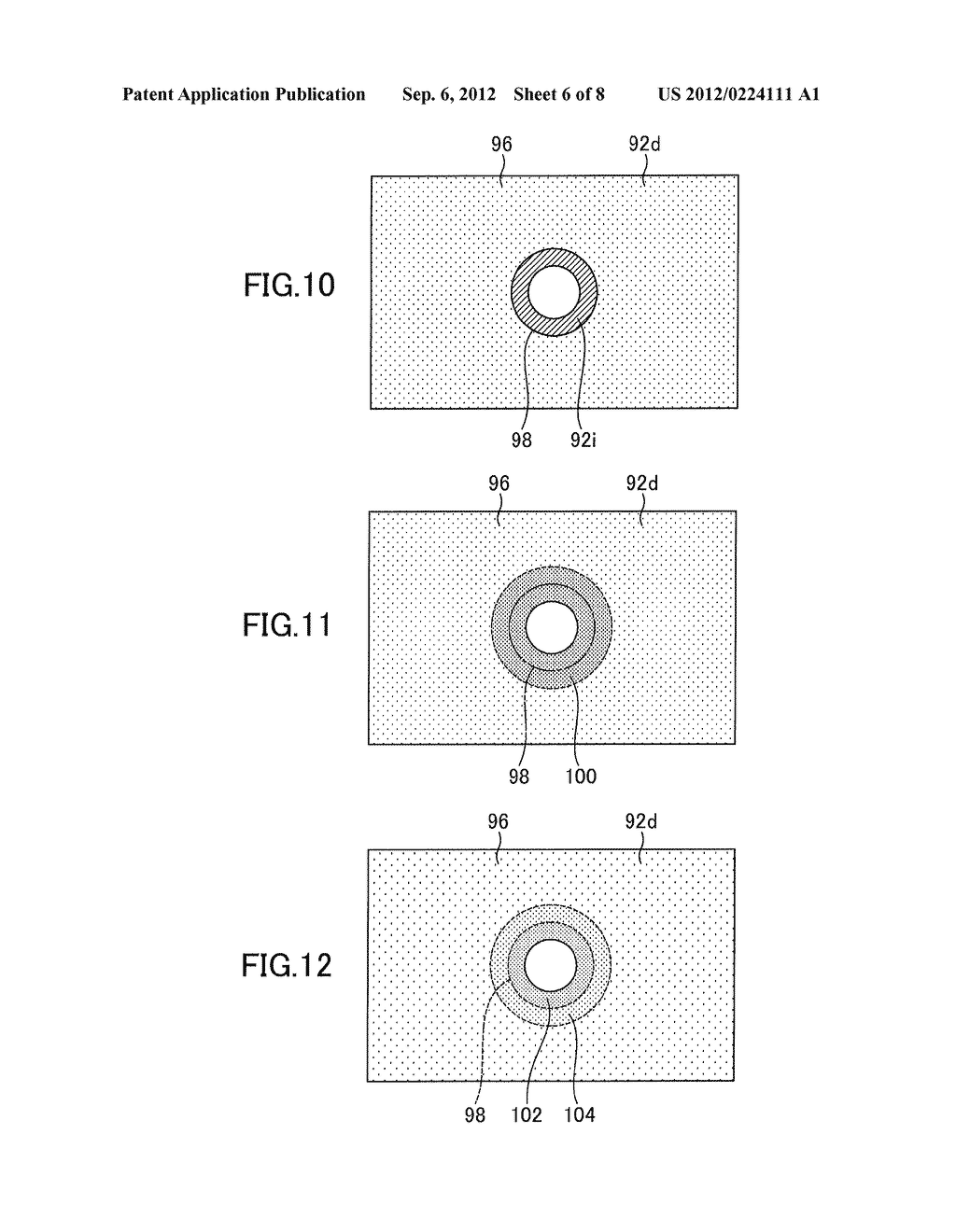 PLANAR LIGHT SOURCE DEVICE, LIQUID CRYSTAL DISPLAY DEVICE, AND TELEVISION     SET - diagram, schematic, and image 07