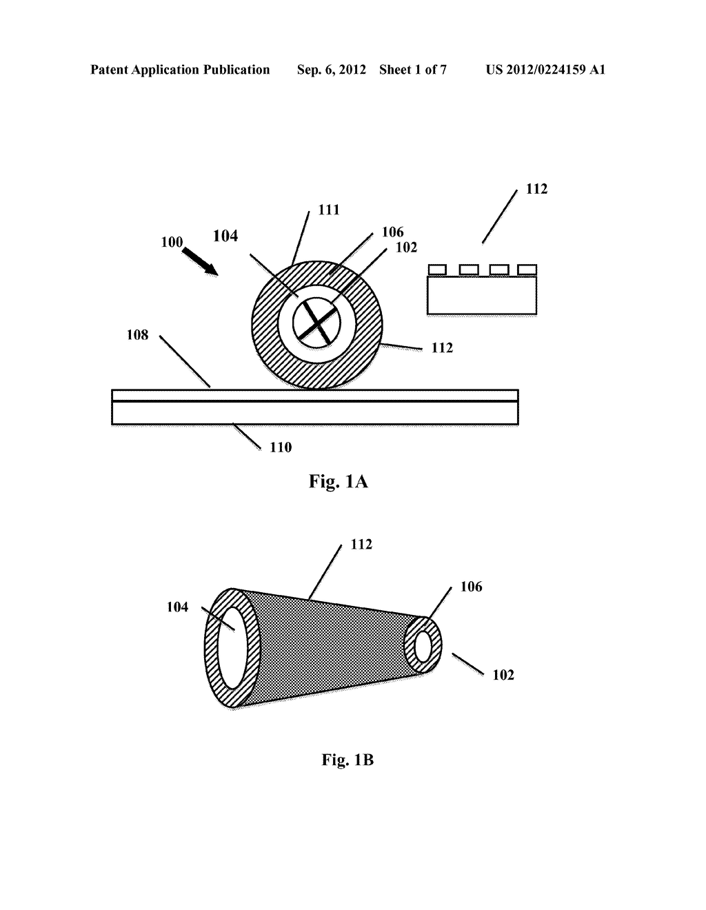 METHOD AND APPARATUS FOR PATTERNING A DISK - diagram, schematic, and image 02
