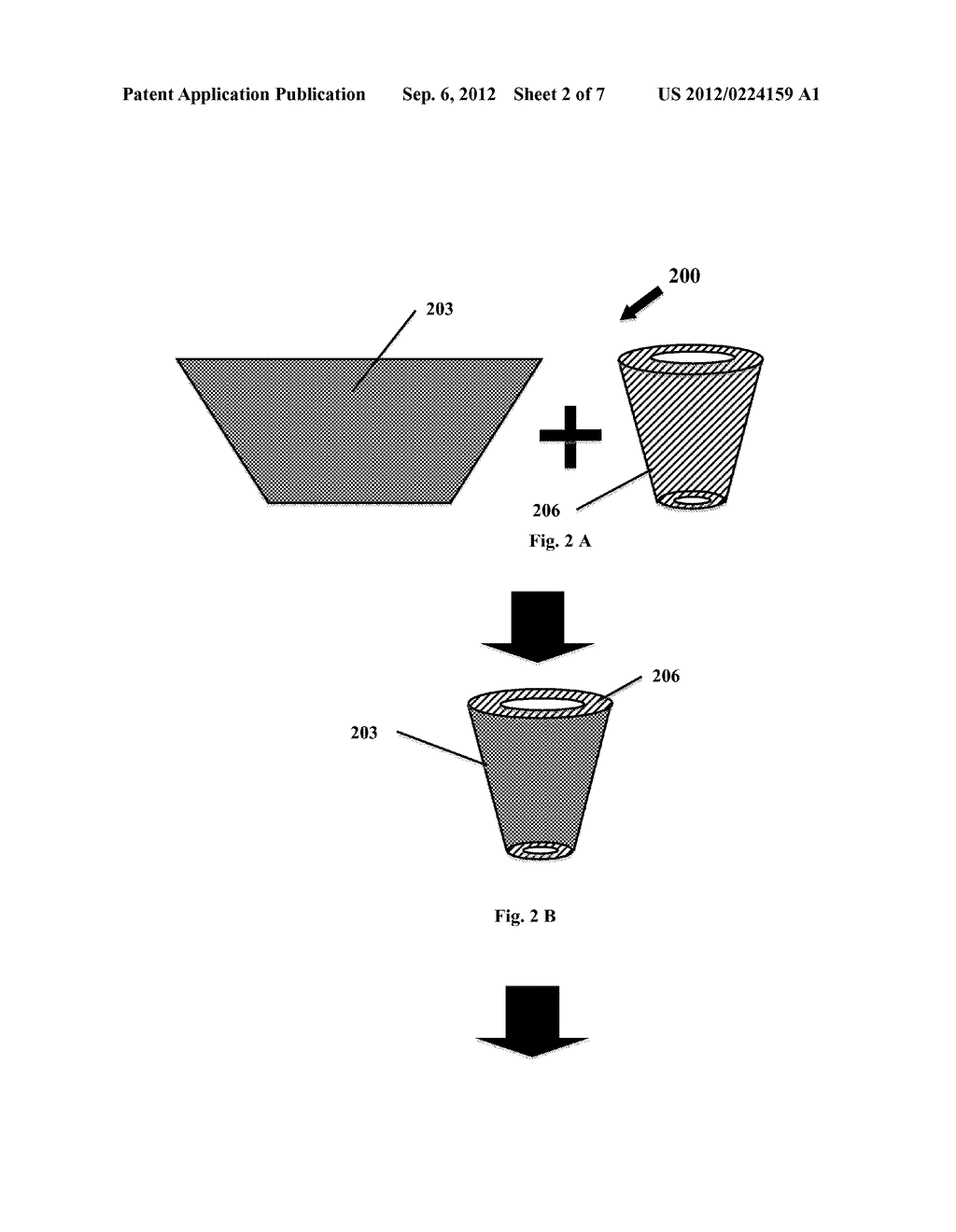 METHOD AND APPARATUS FOR PATTERNING A DISK - diagram, schematic, and image 03