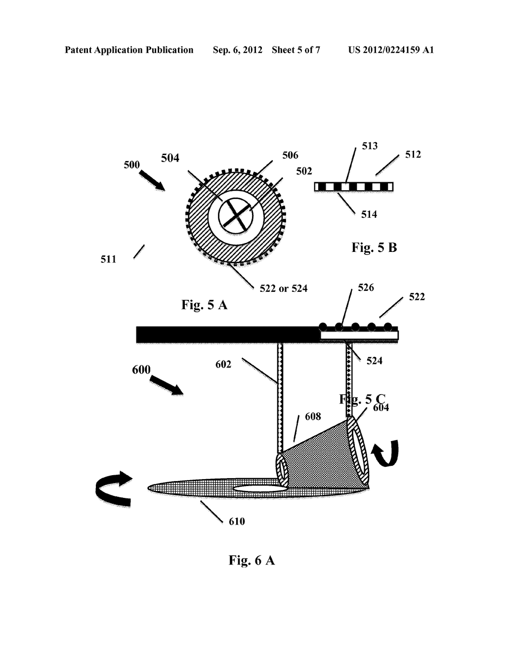METHOD AND APPARATUS FOR PATTERNING A DISK - diagram, schematic, and image 06