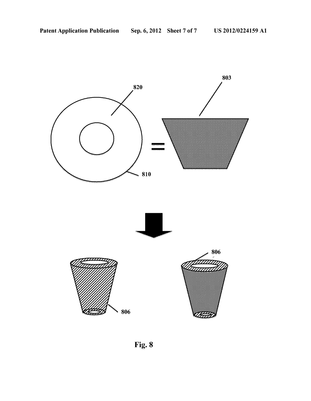 METHOD AND APPARATUS FOR PATTERNING A DISK - diagram, schematic, and image 08
