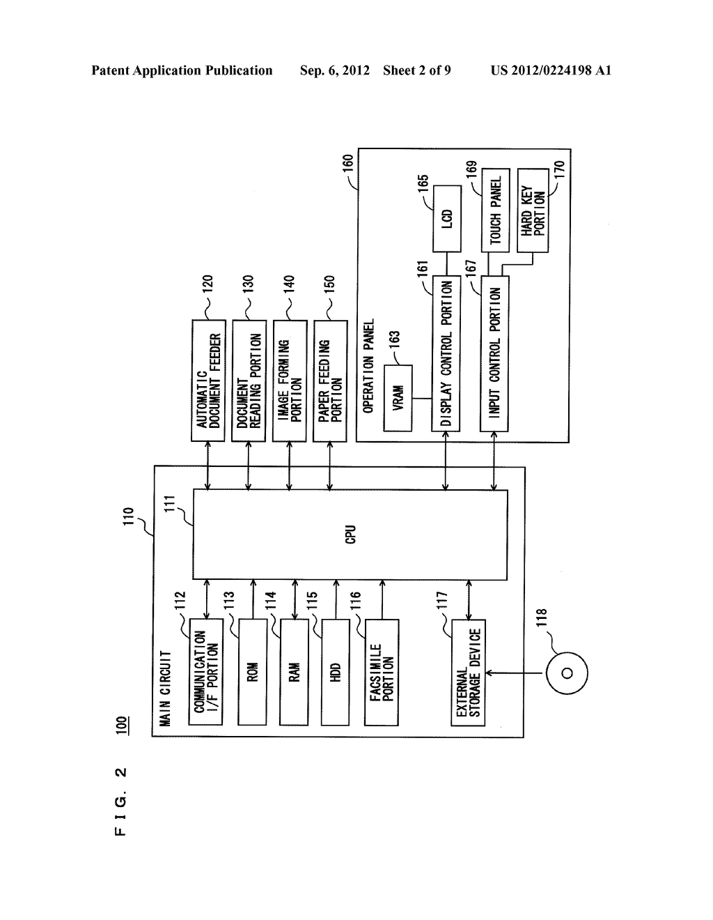 IMAGE FORMING APPARATUS, SETTING METHOD, AND NON-TRANSITORY     COMPUTER-READABLE RECORDING MEDIUM ENCODED WITH SETTING PROGRAM - diagram, schematic, and image 03
