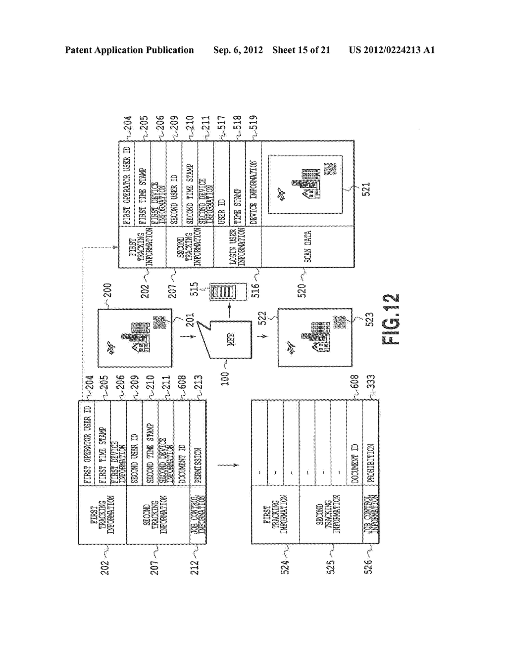 IMAGE PROCESSING DEVICE, IMAGE PROCESSING METHOD AND COMPUTER-READABLE     MEDIUM - diagram, schematic, and image 16