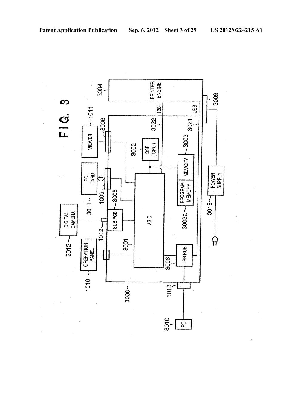 PRINTING SYSTEM, CONTROL METHOD THEREFOR, AND PHOTO-DIRECT PRINTING     APPARATUS - diagram, schematic, and image 04