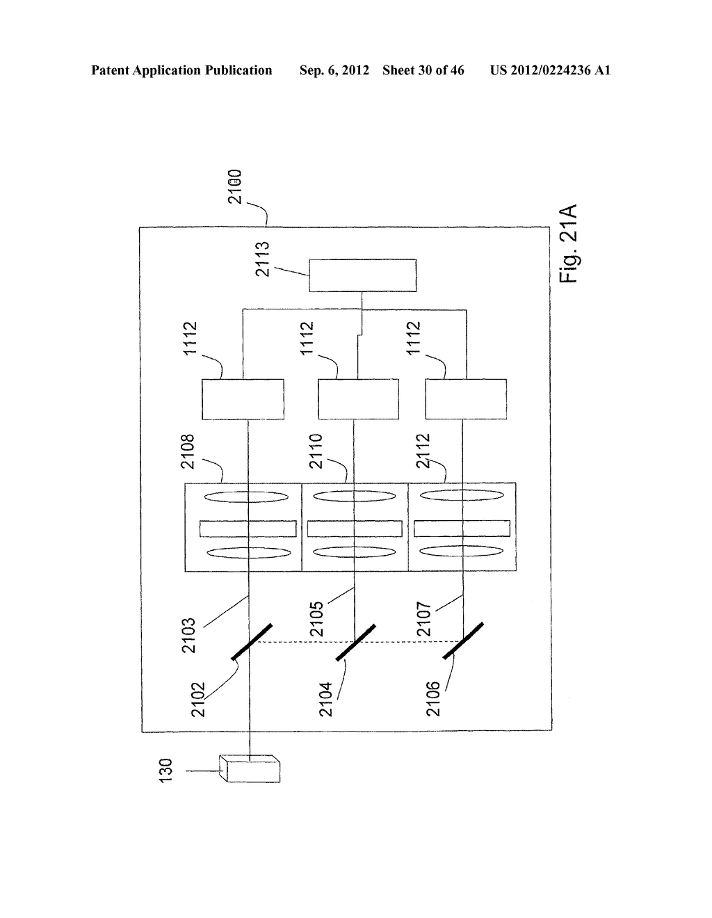 SYSTEM, APPARATUS AND METHOD FOR EXTRACTING THREE-DIMENSIONAL INFORMATION     OF AN OBJECT FROM RECEIVED ELECTROMAGNETIC RADIATION - diagram, schematic, and image 31