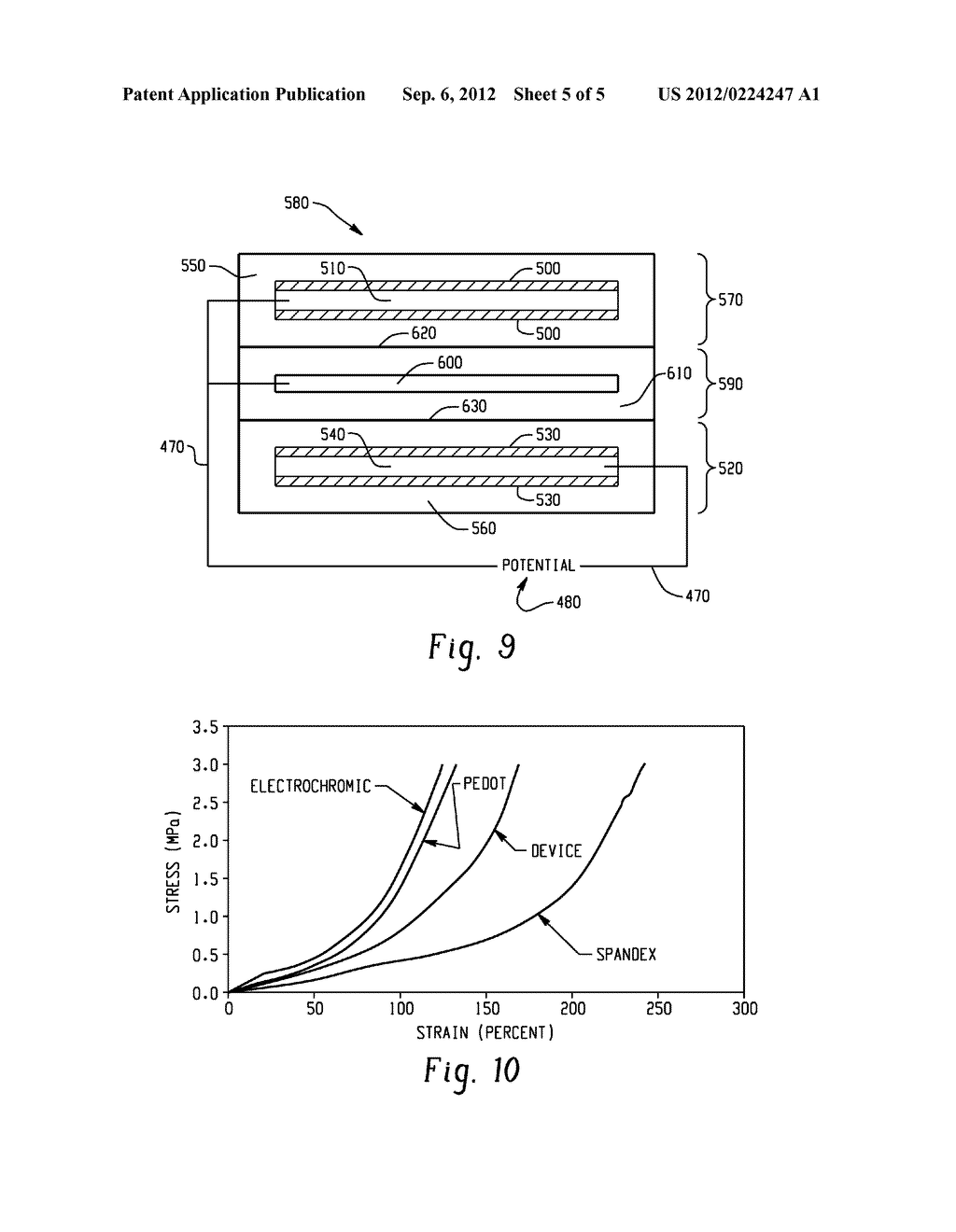 STRETCHABLE DEVICES AND METHODS OF MANUFACTURE AND USE THEREOF - diagram, schematic, and image 06