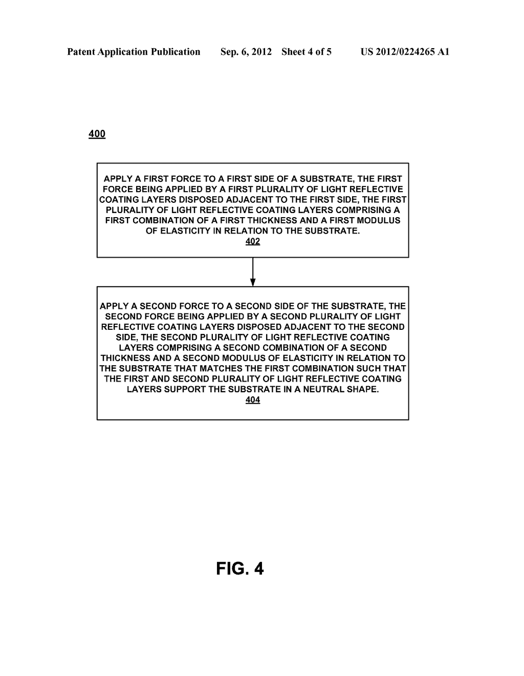 SUPPORTING A SUBSTRATE WITHIN AN OPTICAL COMPONENT - diagram, schematic, and image 05
