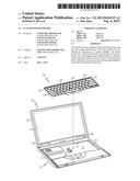 FLAT BOTTOM KEYBOARD diagram and image