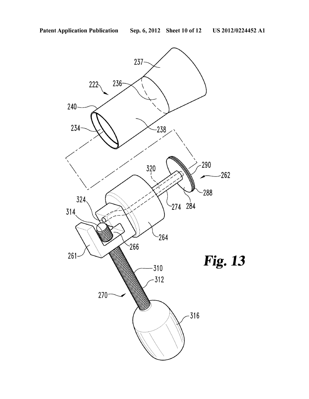 VERTEBROPLASTY CEMENT MIXER INJECTOR DEVICE - diagram, schematic, and image 11