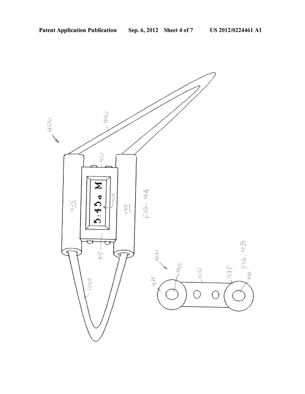 ATTACHABLE TIMEPIECE - diagram, schematic, and image 05