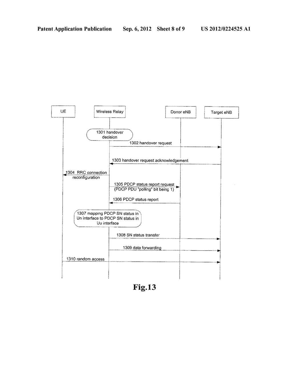 Method for Acquiring Packet Data Convergence Protocol Status Report and     Packet Data Convergence Protocol Entity - diagram, schematic, and image 09