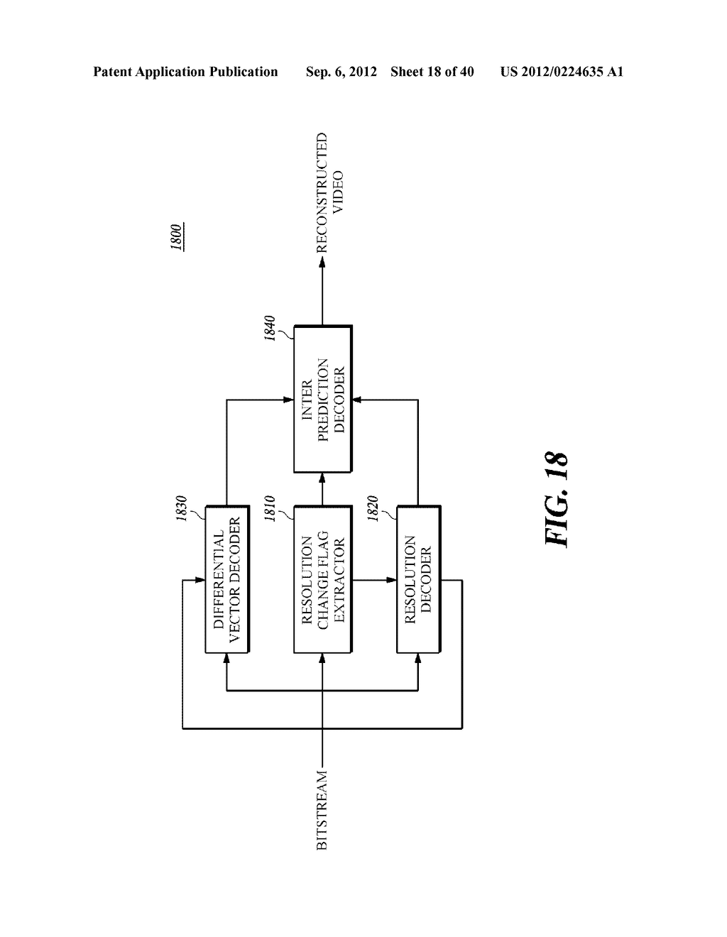 METHOD AND APPARATUS FOR ENCODING/DECODING IMAGES USING ADAPTIVE MOTION     VECTOR RESOLUTION - diagram, schematic, and image 19