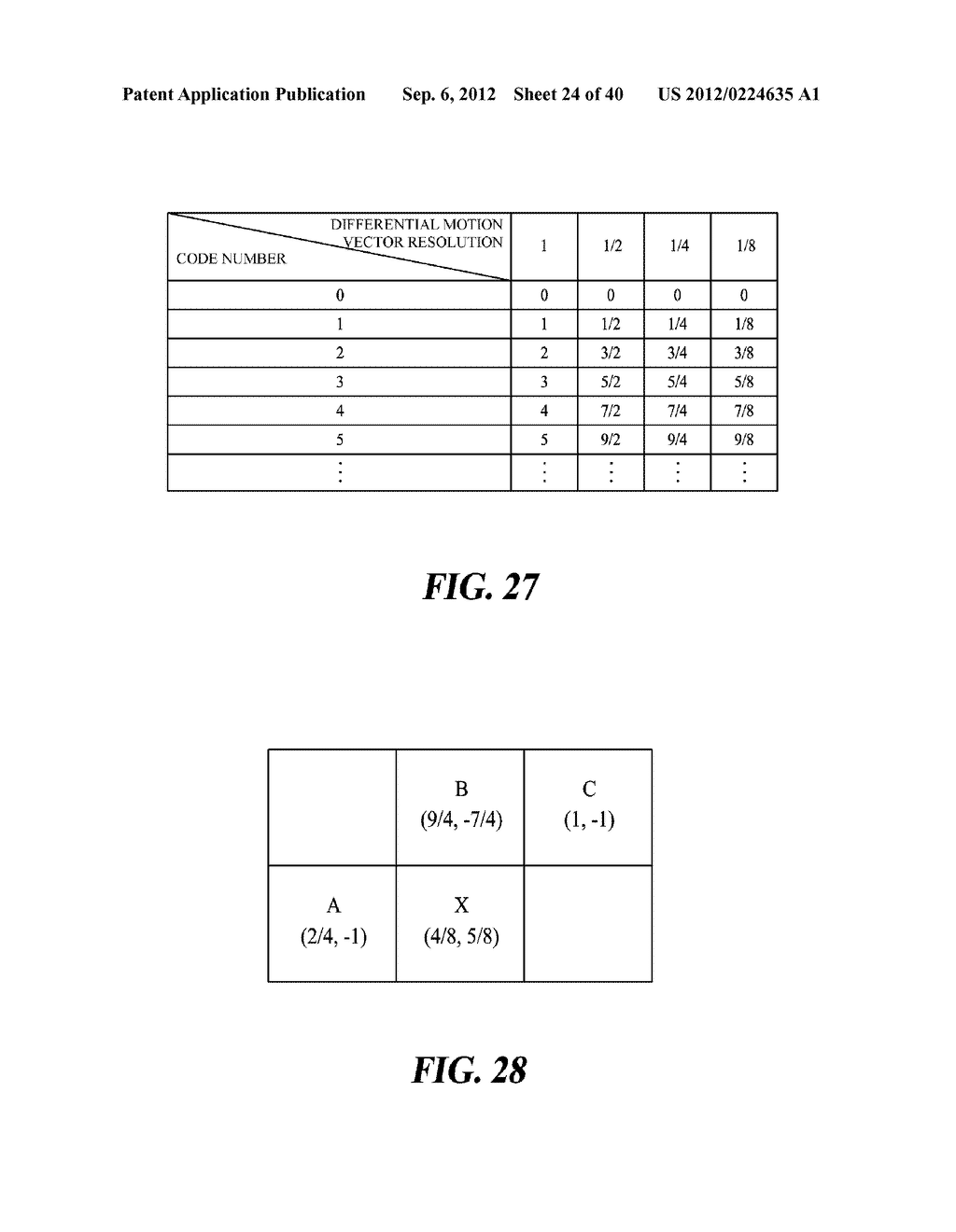 METHOD AND APPARATUS FOR ENCODING/DECODING IMAGES USING ADAPTIVE MOTION     VECTOR RESOLUTION - diagram, schematic, and image 25