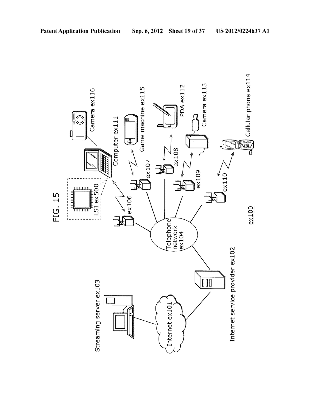 MOVING PICTURE CODING METHOD, MOVING PICTURE DECODING METHOD, MOVING     PICTURE CODING APPARATUS, MOVING PICTURE DECODING APPARATUS, AND MOVING     PICTURE CODING AND DECODING APPARATUS - diagram, schematic, and image 20