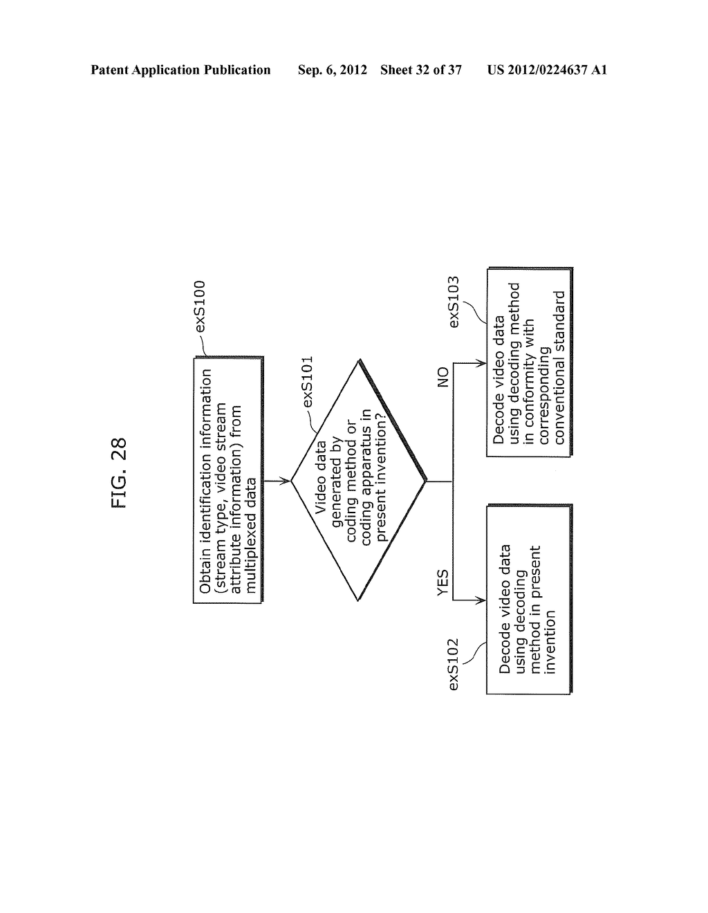 MOVING PICTURE CODING METHOD, MOVING PICTURE DECODING METHOD, MOVING     PICTURE CODING APPARATUS, MOVING PICTURE DECODING APPARATUS, AND MOVING     PICTURE CODING AND DECODING APPARATUS - diagram, schematic, and image 33