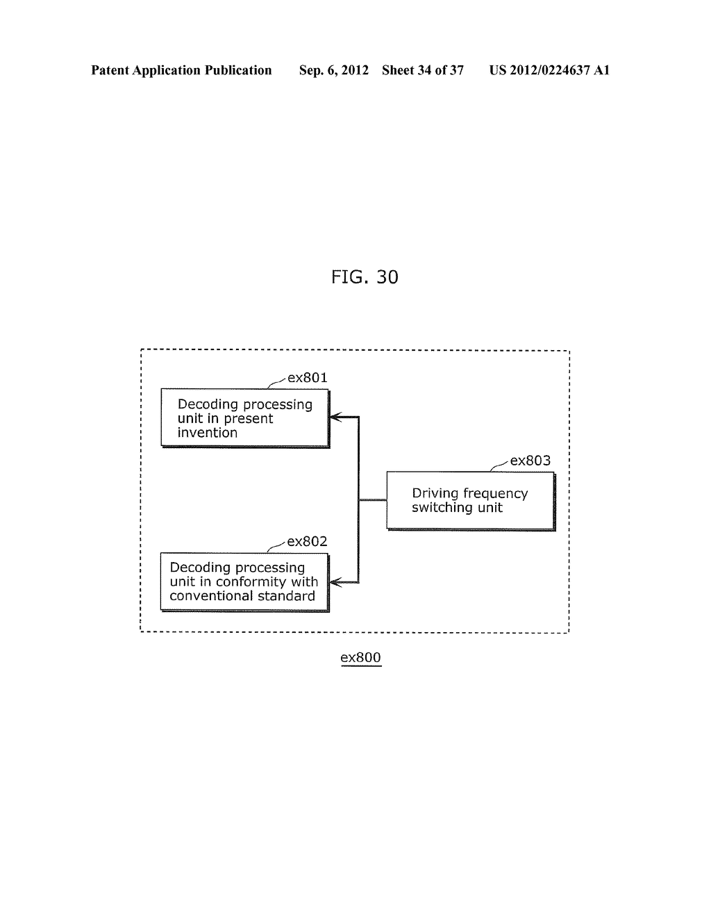 MOVING PICTURE CODING METHOD, MOVING PICTURE DECODING METHOD, MOVING     PICTURE CODING APPARATUS, MOVING PICTURE DECODING APPARATUS, AND MOVING     PICTURE CODING AND DECODING APPARATUS - diagram, schematic, and image 35