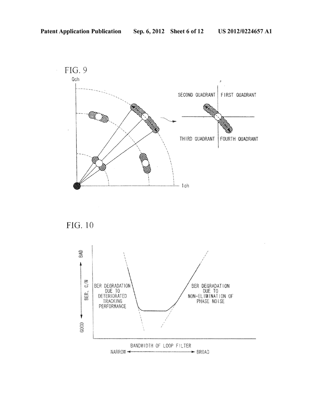 CARRIER RECOVERY CIRCUIT AND DEMODULATION CIRCUIT UNDER QUASI-COHERENT     DETECTION METHOD - diagram, schematic, and image 07