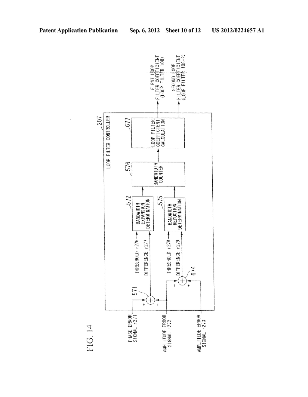 CARRIER RECOVERY CIRCUIT AND DEMODULATION CIRCUIT UNDER QUASI-COHERENT     DETECTION METHOD - diagram, schematic, and image 11