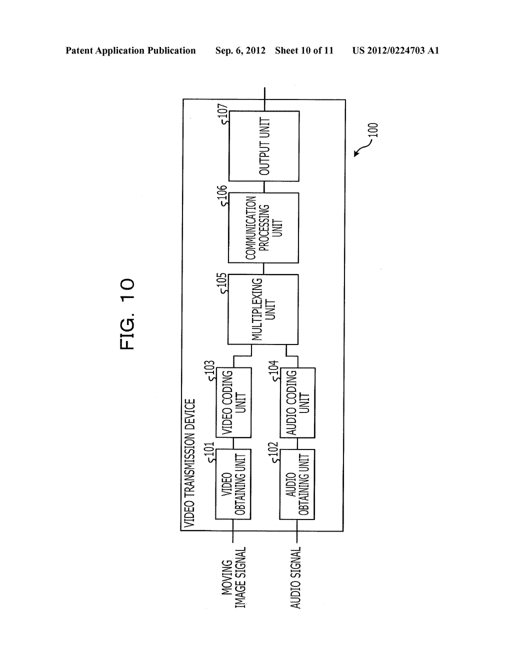 AUDIO CODING DEVICE, AUDIO CODING METHOD, AND COMPUTER-READABLE RECORDING     MEDIUM STORING AUDIO CODING COMPUTER PROGRAM - diagram, schematic, and image 11