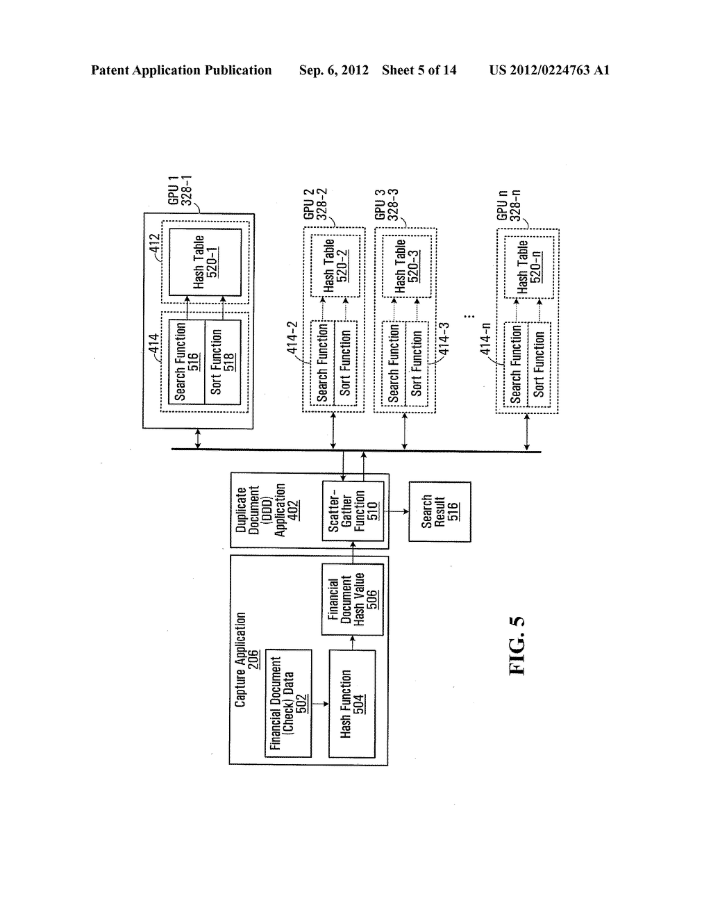 SYSTEM AND METHOD FOR DECTECTING DUPLICATE FINANCIAL DOCUMENTS - diagram, schematic, and image 06
