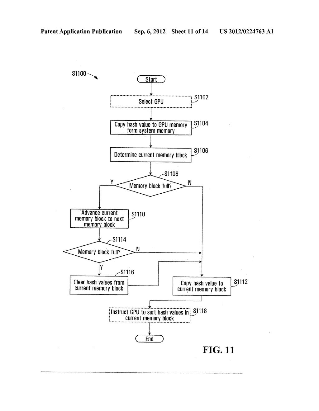SYSTEM AND METHOD FOR DECTECTING DUPLICATE FINANCIAL DOCUMENTS - diagram, schematic, and image 12