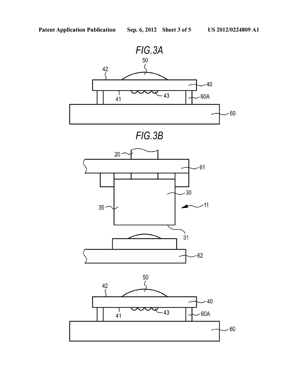OPTICAL FIBER COMPONENT, MANUFACTURING METHOD THEREOF, OPTICAL FIBER AND     LENS SUBSTRATE ASSEMBLY, AND MANUFACTURING METHOD THEREOF - diagram, schematic, and image 04