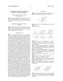 UNSATURATED CHOLINE ANALOGS AND CHEMICAL SYNTHESIS THEREOF diagram and image