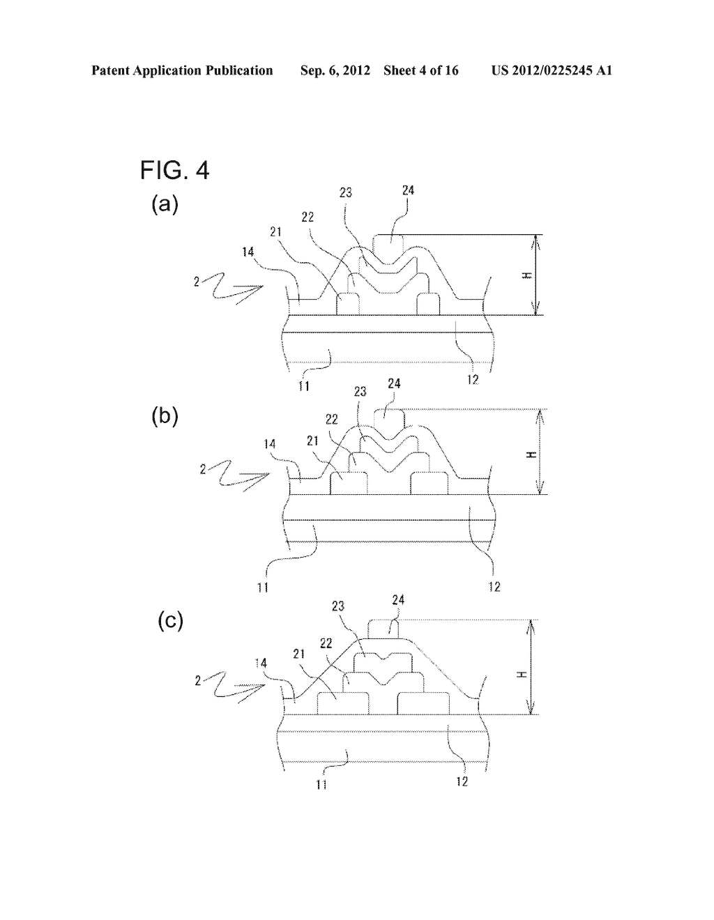 SPACER FORMING METHOD, METHOD OF MANUFACTURING DISPLAY PANEL SUBSTRATE,     SPACER, AND DISPLAY PANEL SUBSTRATE - diagram, schematic, and image 05