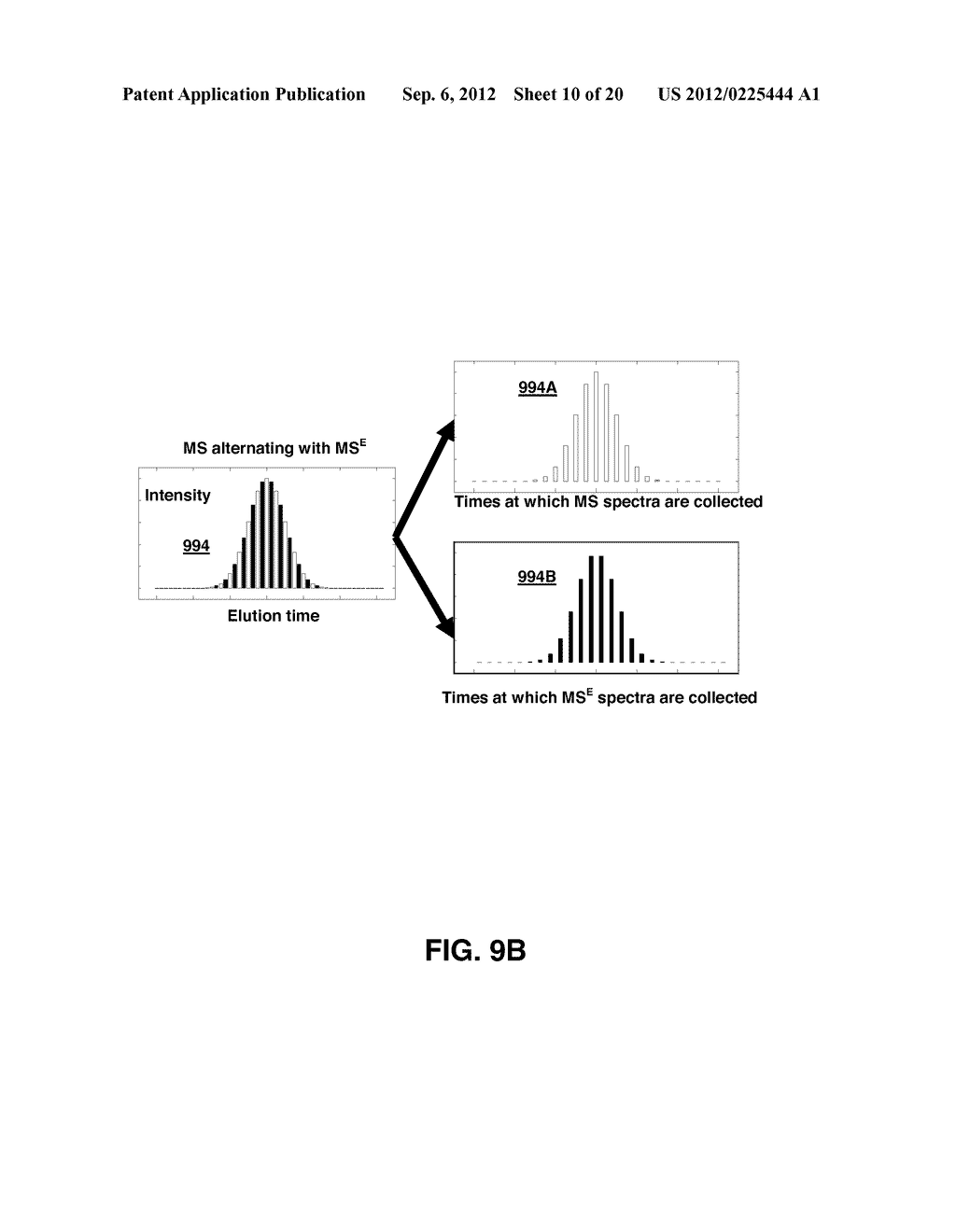 METHODS AND APPARATUS FOR FRACTIONATION-BASED CHEMICAL ANALYSES - diagram, schematic, and image 11