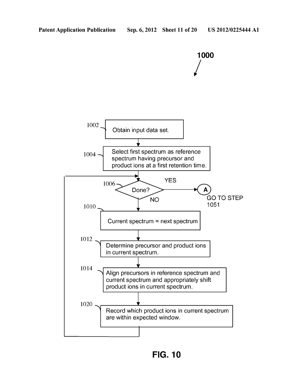 METHODS AND APPARATUS FOR FRACTIONATION-BASED CHEMICAL ANALYSES - diagram, schematic, and image 12