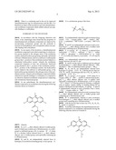 ZWITTERION-CONTAINING ACRIDINIUM COMPOUNDS diagram and image