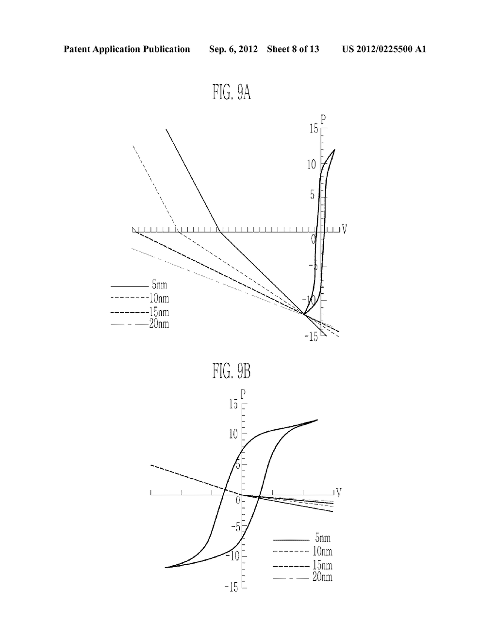 TRANSPARENT NONVOLATILE MEMORY THIN FILM TRANSISTOR AND METHOD OF     MANUFACTURING THE SAME - diagram, schematic, and image 09