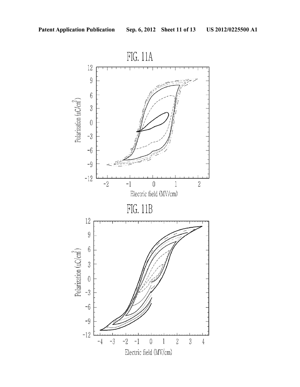 TRANSPARENT NONVOLATILE MEMORY THIN FILM TRANSISTOR AND METHOD OF     MANUFACTURING THE SAME - diagram, schematic, and image 12