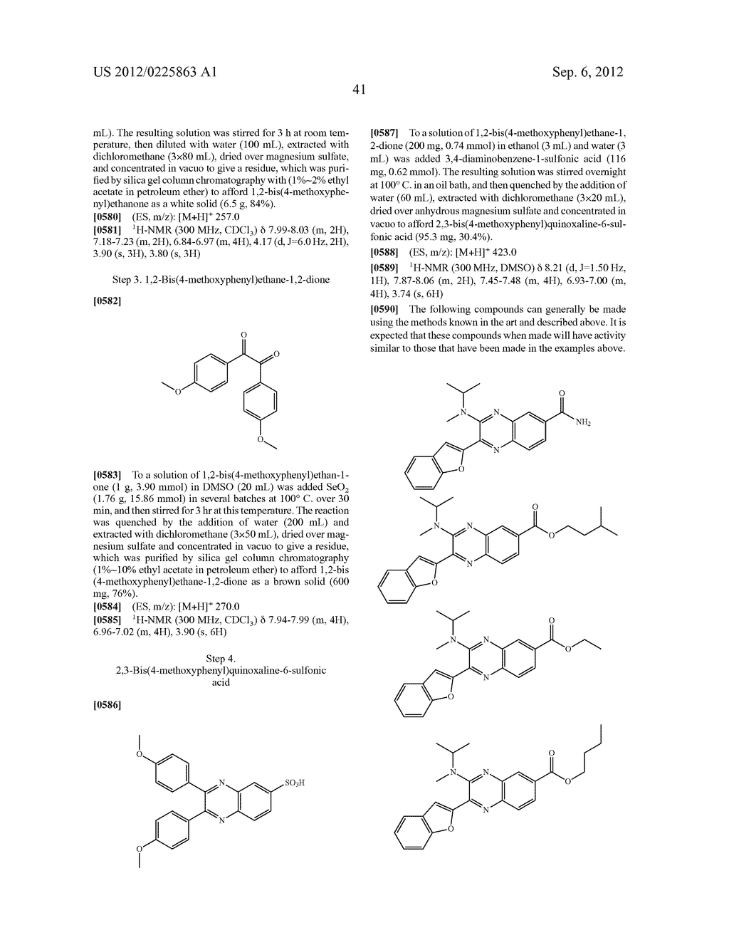 HETEROCYCLIC COMPOUNDS FOR THE INHIBITION OF PASK - diagram, schematic, and image 42