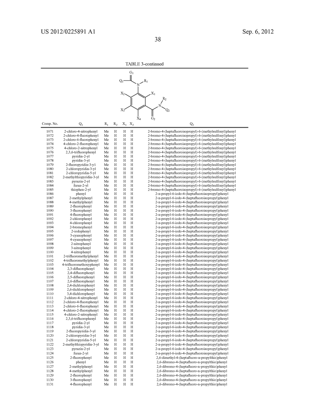 AMIDE DERIVATIVES, PROCESS FOR PREPARATION THEREOF AND USE THEREOF AS     INSECTICIDE - diagram, schematic, and image 39