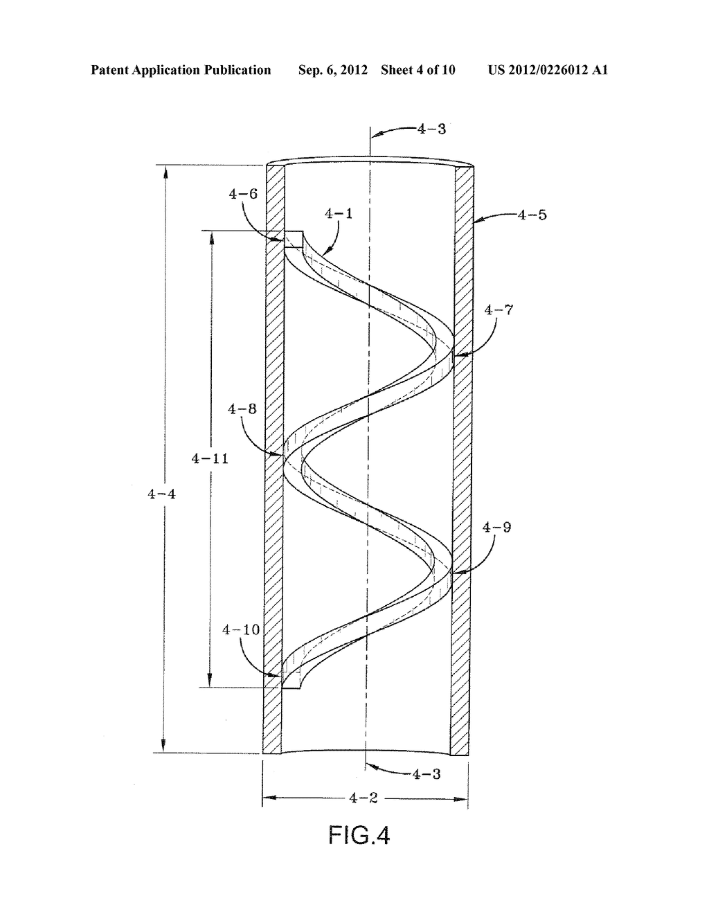 Radial Mixing Devices for Rotating Inclined Reactors - diagram, schematic, and image 05