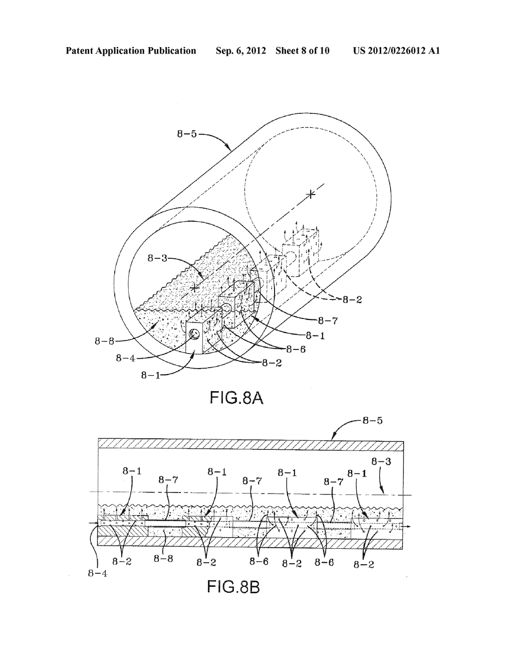 Radial Mixing Devices for Rotating Inclined Reactors - diagram, schematic, and image 09