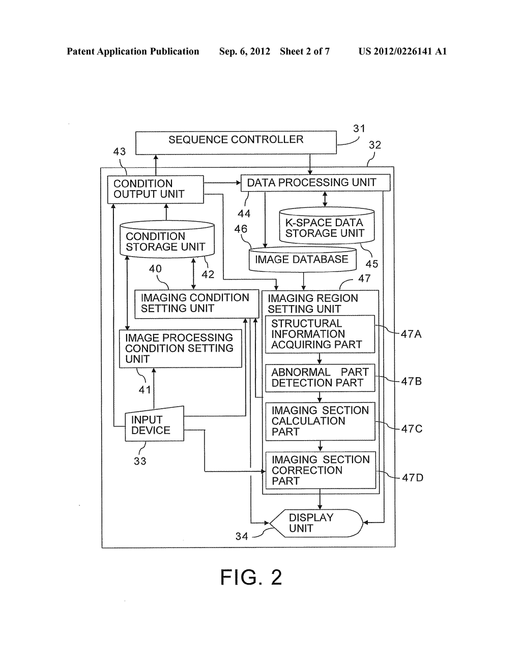 MAGNETIC RESONANCE IMAGING APPARATUS AND MAGNETIC RESONANCE IMAGING METHOD - diagram, schematic, and image 03