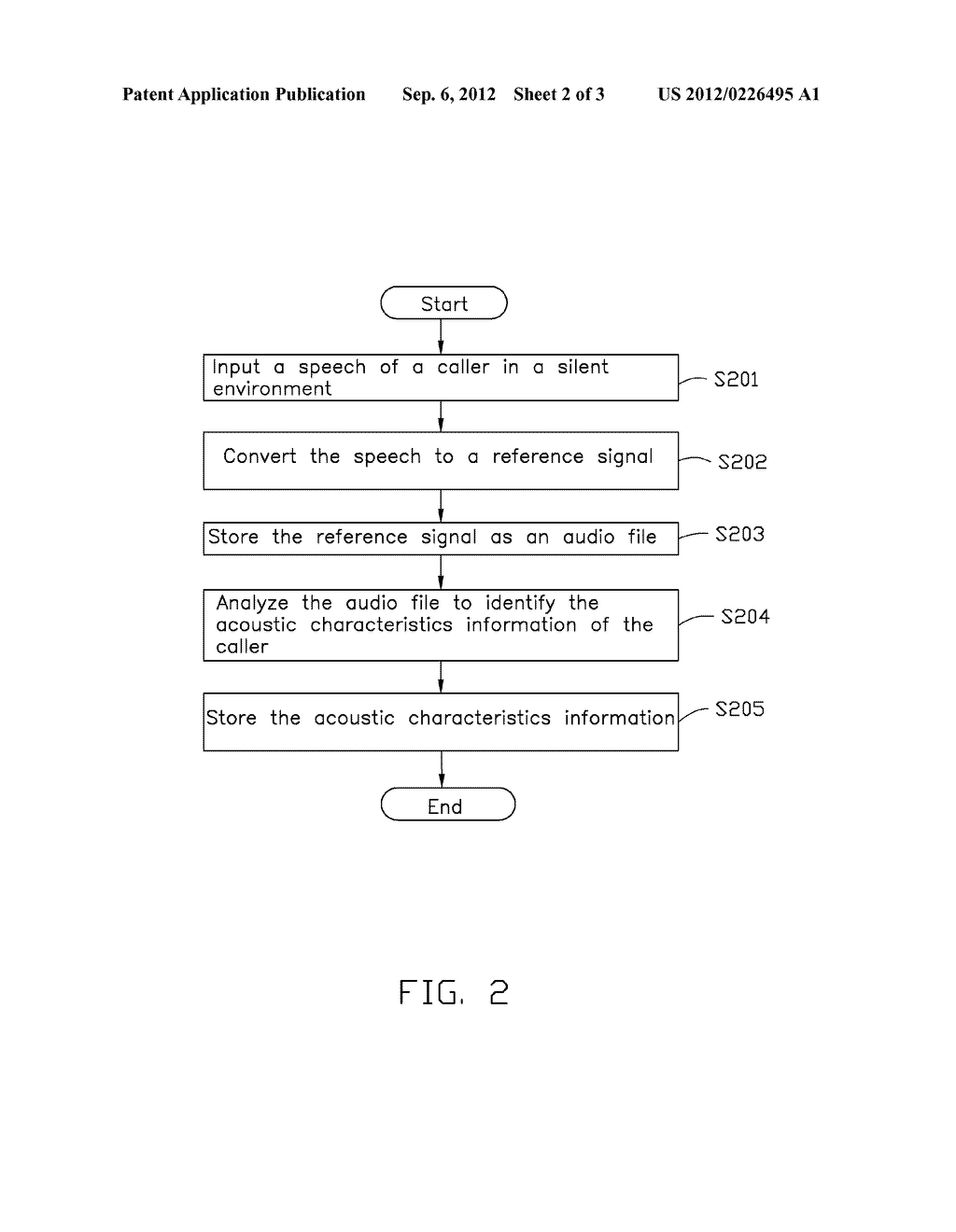 DEVICE AND METHOD FOR FILTERING OUT NOISE FROM SPEECH OF CALLER - diagram, schematic, and image 03