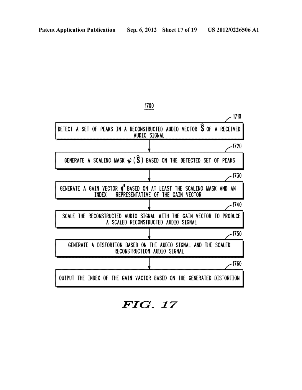 METHOD AND APPARATUS FOR GENERATING AN ENHANCEMENT LAYER WITHIN A     MULTIPLE-CHANNEL AUDIO CODING SYSTEM - diagram, schematic, and image 18