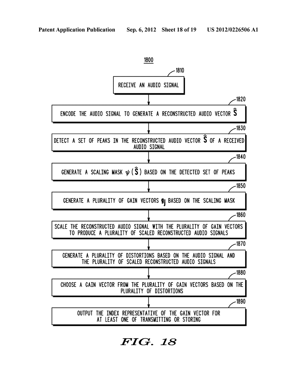METHOD AND APPARATUS FOR GENERATING AN ENHANCEMENT LAYER WITHIN A     MULTIPLE-CHANNEL AUDIO CODING SYSTEM - diagram, schematic, and image 19